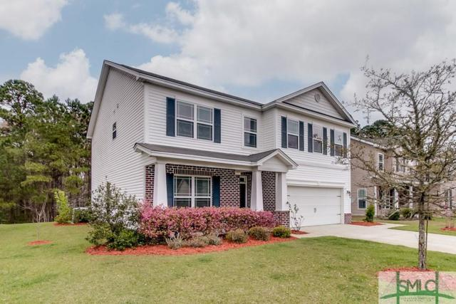 134 Magnolia Drive, Pooler, GA 31322 (MLS #186559) :: Coastal Savannah Homes