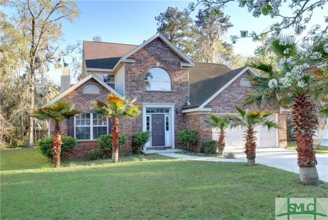 17 Mary Musgrove Drive, Savannah, GA 31410 (MLS #186601) :: The Robin Boaen Group