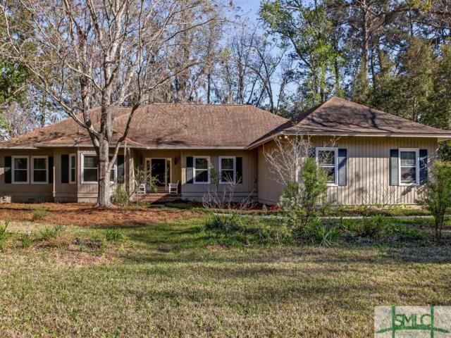 115 Lyman Hall Drive, Savannah, GA 31410 (MLS #186615) :: The Robin Boaen Group
