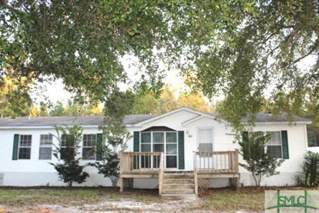 310 Mockingbird Drive, Springfield, GA 31329 (MLS #186723) :: The Arlow Real Estate Group