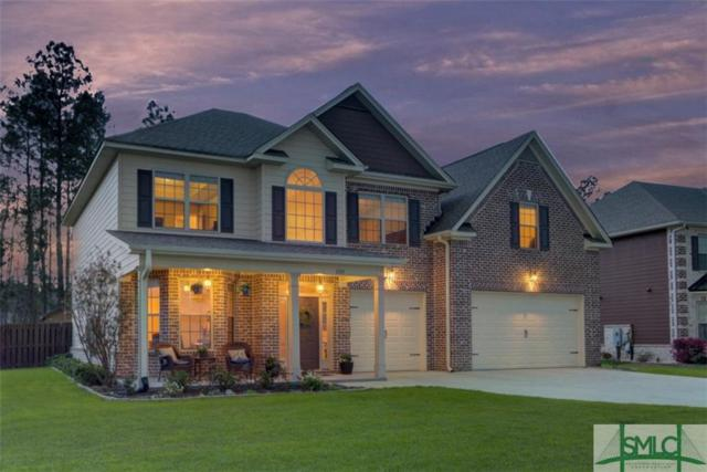 150 Clover Point Circle, Guyton, GA 31312 (MLS #186771) :: The Arlow Real Estate Group