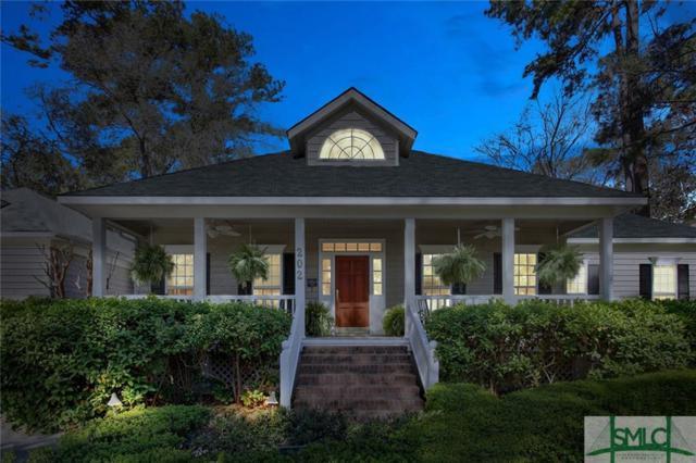 202 Pettigrew Drive, Savannah, GA 31411 (MLS #186772) :: The Arlow Real Estate Group