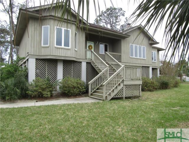 4 Horse Pen Point, Tybee Island, GA 31328 (MLS #186824) :: The Arlow Real Estate Group