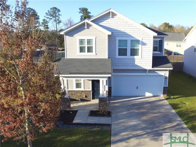 200 Harmony Boulevard, Pooler, GA 31322 (MLS #187078) :: Karyn Thomas
