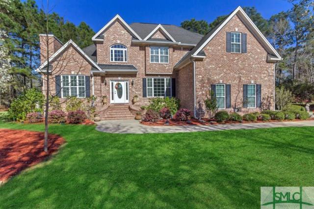 159 Pengethly Drive, Richmond Hill, GA 31324 (MLS #187128) :: Coastal Savannah Homes