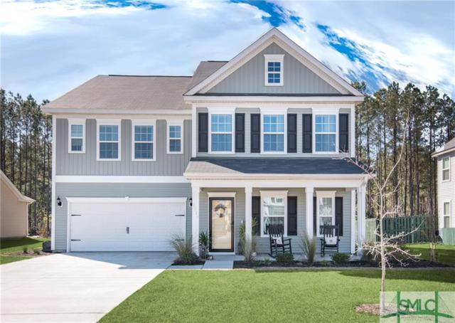 2756 Garden Hill Loop, Richmond Hill, GA 31324 (MLS #187162) :: The Arlow Real Estate Group