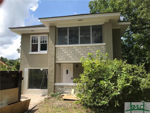 1813 Tubman Street, Savannah, GA 31405 (MLS #187213) :: The Arlow Real Estate Group