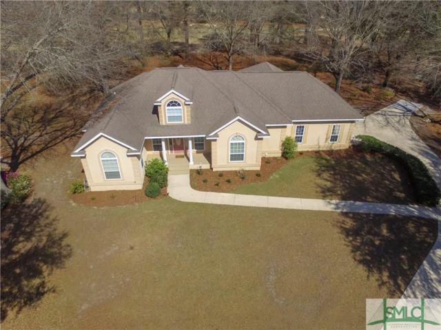 24 Wembly Court, Black Creek, GA 31308 (MLS #187228) :: Coastal Savannah Homes