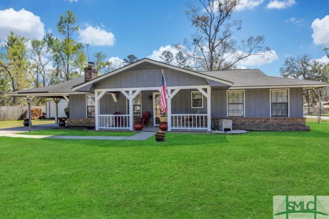 13 Jerico Drive, Midway, GA 31320 (MLS #187241) :: Coastal Savannah Homes
