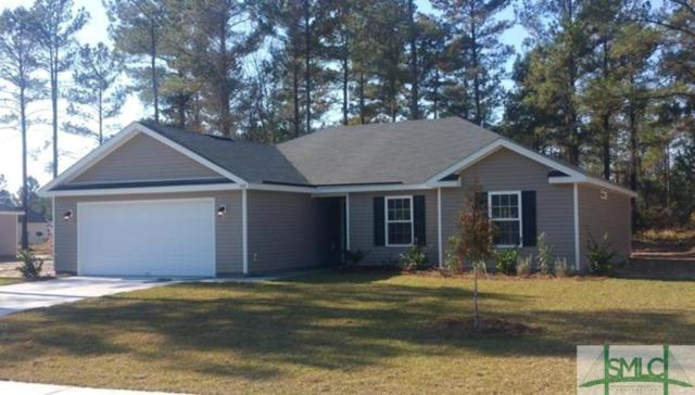 300 White Willow Court, Springfield, GA 31329 (MLS #187410) :: The Arlow Real Estate Group