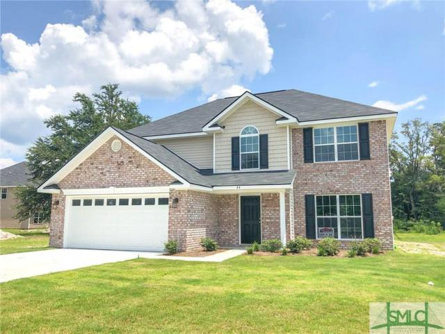 44 Penny Court, Allenhurst, GA 31301 (MLS #187429) :: The Sheila Doney Team