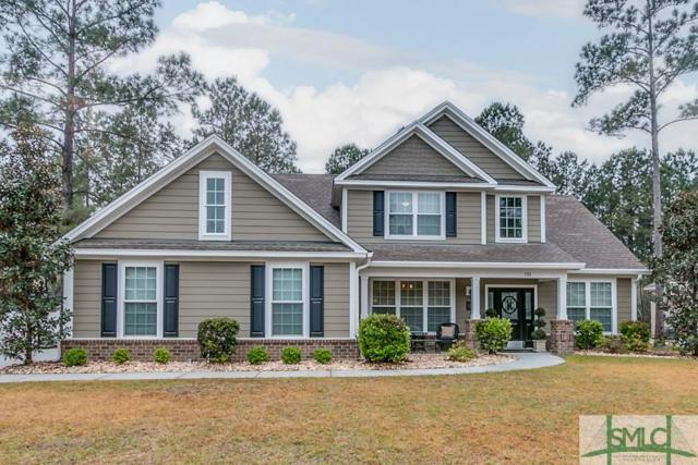 131 Ruby Trail, Guyton, GA 31312 (MLS #187472) :: Coastal Savannah Homes