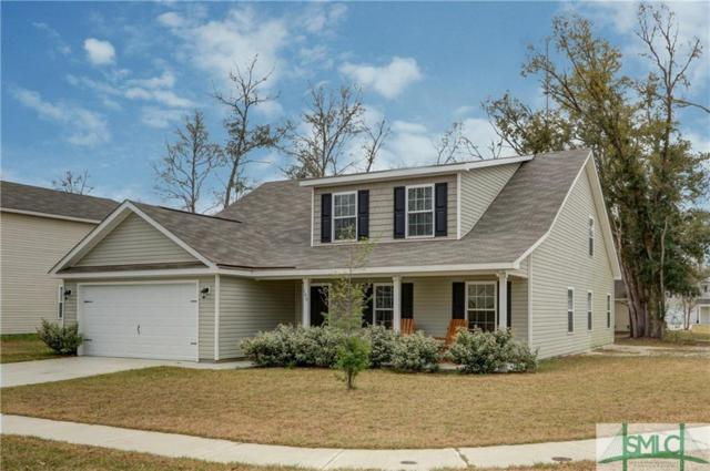 100 Windchime Court, Guyton, GA 31312 (MLS #187517) :: The Arlow Real Estate Group