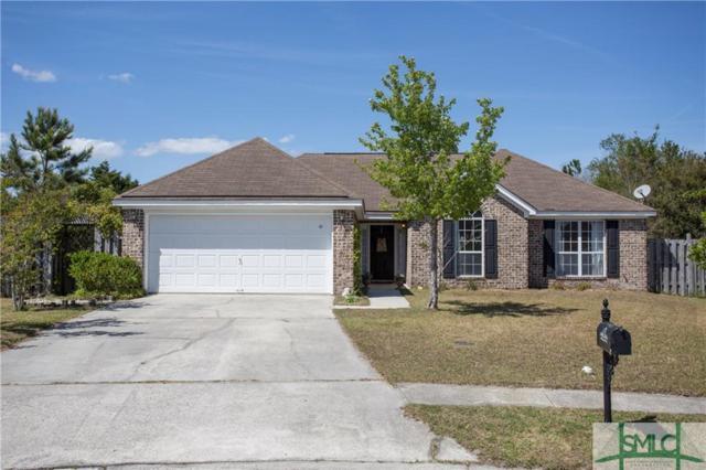 109 Katama Way, Pooler, GA 31322 (MLS #187533) :: The Arlow Real Estate Group