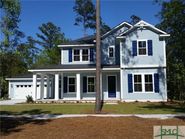 310 Blackjack Oak Drive W, Richmond Hill, GA 31324 (MLS #187615) :: The Arlow Real Estate Group