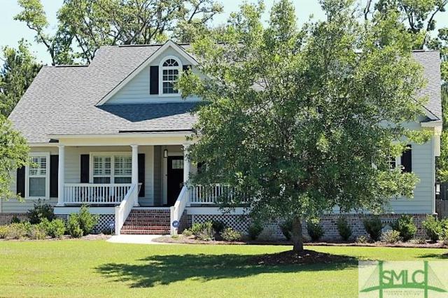 176 Rice Mill Drive, Savannah, GA 31419 (MLS #187697) :: Coastal Savannah Homes