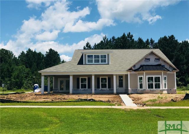 403 Lakeside Boulevard, Port Wentworth, GA 31407 (MLS #187756) :: The Arlow Real Estate Group