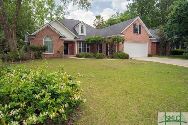 21 Marshview Drive, Richmond Hill, GA 31324 (MLS #187757) :: Coastal Savannah Homes