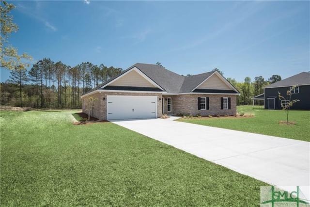 133 Kerry Drive, Richmond Hill, GA 31324 (MLS #187921) :: The Arlow Real Estate Group