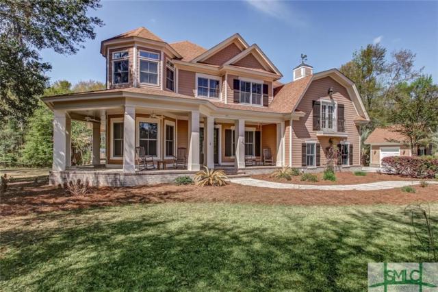127 Sussex Retreat, Pooler, GA 31322 (MLS #188040) :: Coastal Savannah Homes