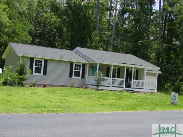 16 Black Creek Drive, Port Wentworth, GA 31407 (MLS #188046) :: The Robin Boaen Group