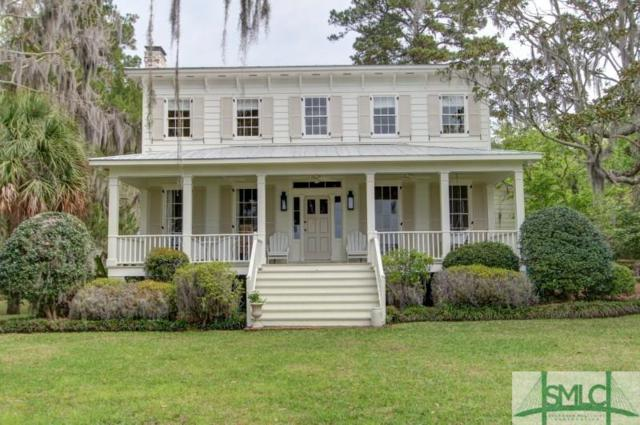 717 Dancy Avenue, Savannah, GA 31419 (MLS #188222) :: The Robin Boaen Group