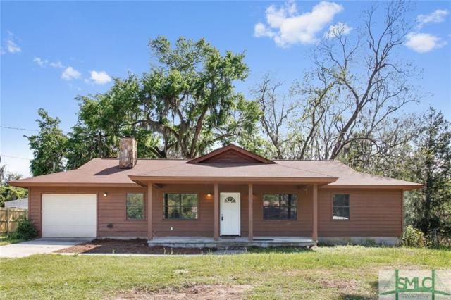 13619 Coffee Bluff Road, Savannah, GA 31419 (MLS #188227) :: Coastal Savannah Homes