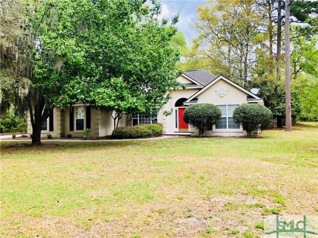 70 Brittany Court, Richmond Hill, GA 31324 (MLS #188260) :: Coastal Savannah Homes