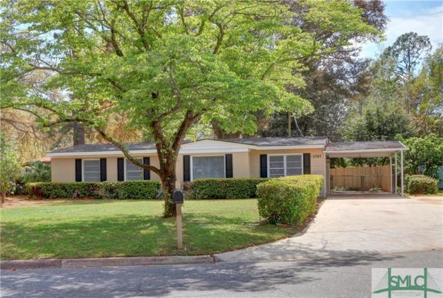 2345 Shirley Drive, Savannah, GA 31404 (MLS #188303) :: The Robin Boaen Group