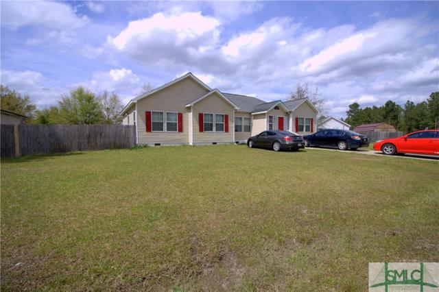 25 Cutter Gap Road SE, Ludowici, GA 31316 (MLS #188321) :: Keller Williams Realty-CAP