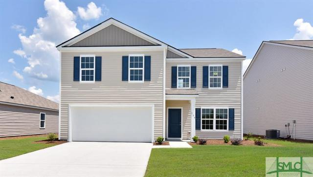 225 Bellflower Circle, Guyton, GA 31312 (MLS #188387) :: Coastal Savannah Homes