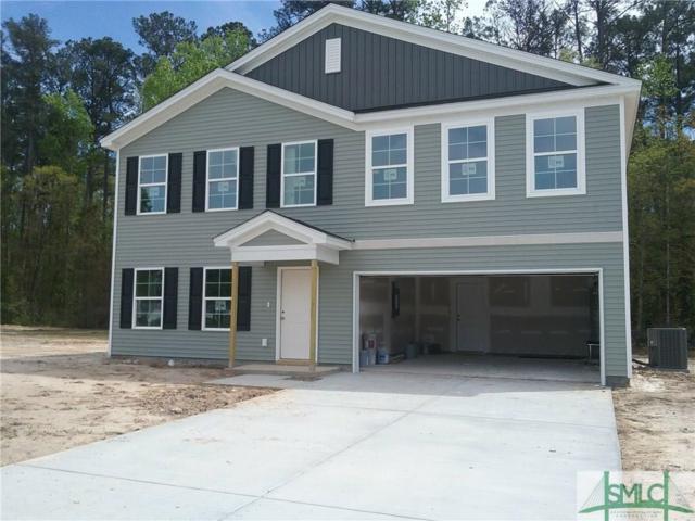 10 Summer Place Drive, Guyton, GA 31312 (MLS #188411) :: Coastal Savannah Homes