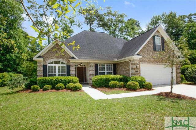 110 Henderson Oaks Court, Savannah, GA 31419 (MLS #188481) :: McIntosh Realty Team