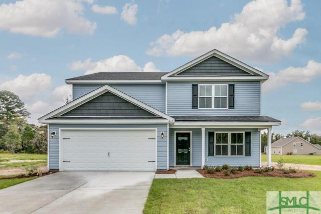 614 Bledsoe Drive, Guyton, GA 31312 (MLS #188618) :: The Randy Bocook Real Estate Team