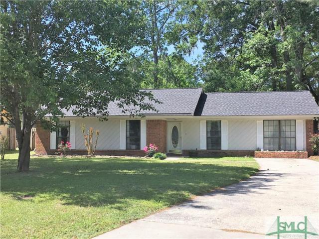 96 Red Fox Drive, Savannah, GA 31419 (MLS #188711) :: Coastal Savannah Homes