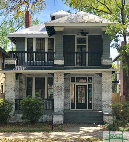 309 E 37th Street, Savannah, GA 31401 (MLS #188761) :: The Arlow Real Estate Group