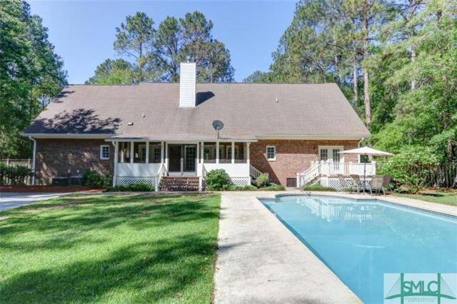 408 Lake Tomacheechee Drive, Rincon, GA 31326 (MLS #188789) :: Coastal Savannah Homes