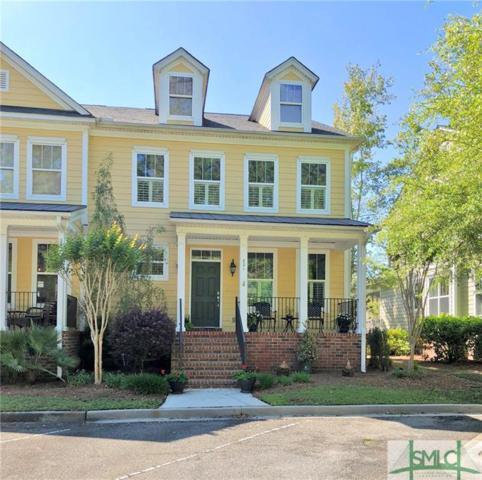 221 Lake View Drive, Pooler, GA 31322 (MLS #188938) :: Coastal Savannah Homes