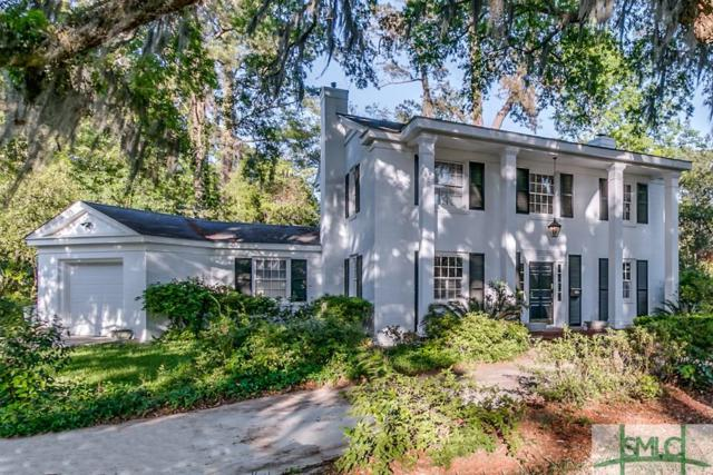 1302 Bacon Park Drive, Savannah, GA 31406 (MLS #188992) :: McIntosh Realty Team