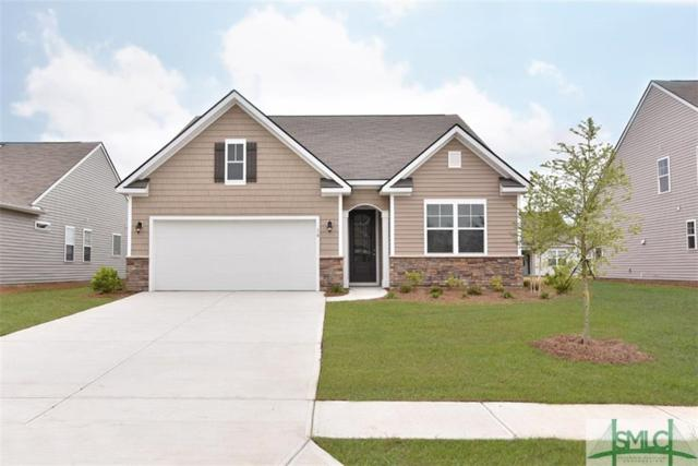 10 Dispatch Road, Pooler, GA 31322 (MLS #189259) :: Coastal Savannah Homes
