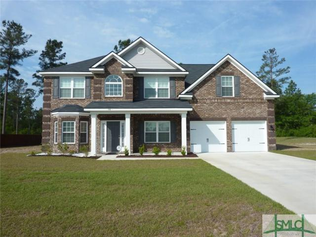 58 Mount Vernon Terrace, Ludowici, GA 31316 (MLS #189265) :: The Arlow Real Estate Group