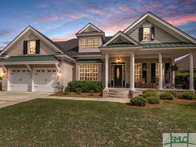 119 Kent Trail, Pooler, GA 31322 (MLS #189355) :: Coastal Savannah Homes