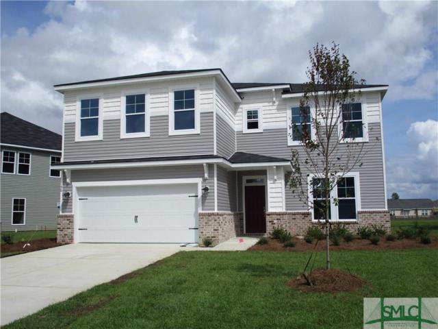 198 Brickhill Circle, Savannah, GA 31407 (MLS #189490) :: The Arlow Real Estate Group