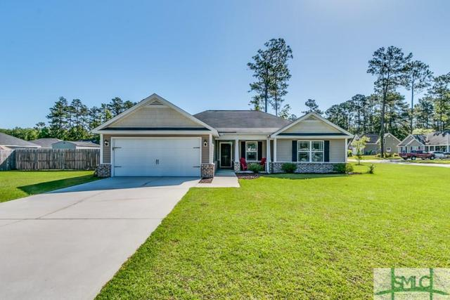 59 Barksdale Drive, Rincon, GA 31326 (MLS #189642) :: Coastal Savannah Homes