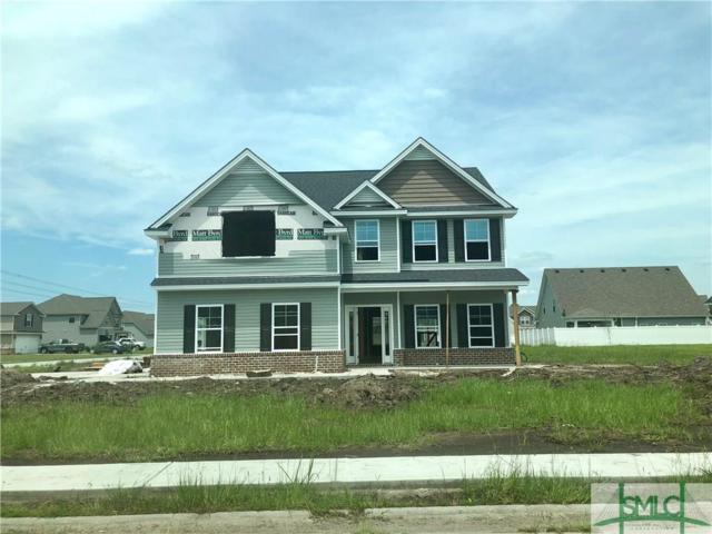 110 Caravelle Drive, Guyton, GA 31312 (MLS #189692) :: The Arlow Real Estate Group