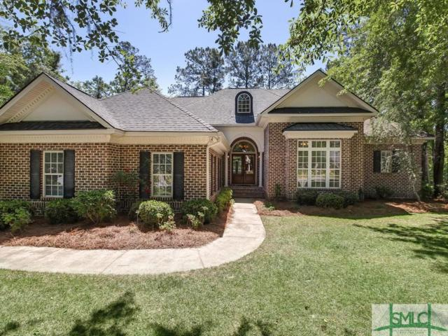 507 Lakeview Drive, Rincon, GA 31326 (MLS #189716) :: Coastal Savannah Homes
