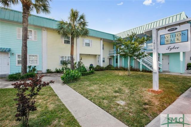 1608 Jones Avenue, Tybee Island, GA 31328 (MLS #189721) :: The Robin Boaen Group