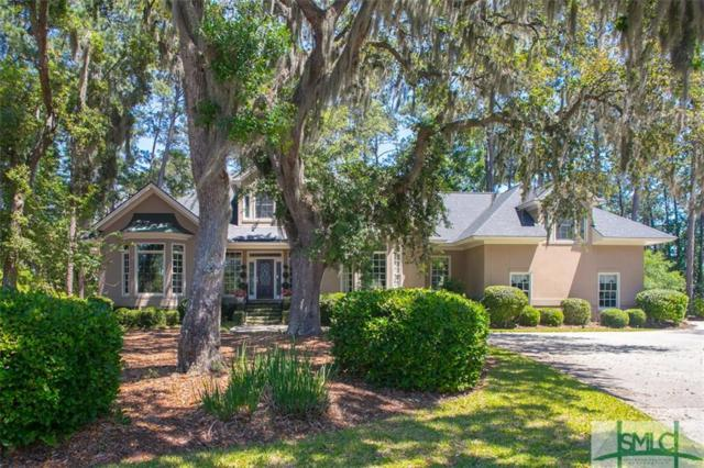 5 Sea Dog Court, Savannah, GA 31411 (MLS #189775) :: The Robin Boaen Group