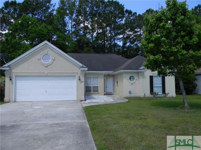 29 Bristlecone Drive, Savannah, GA 31419 (MLS #189932) :: Coastal Savannah Homes