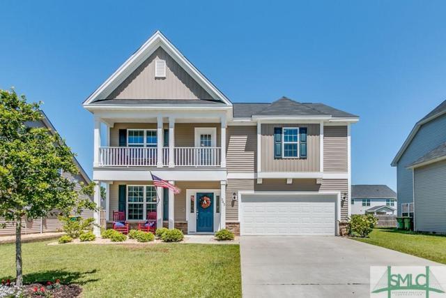343 Casey Drive, Pooler, GA 31322 (MLS #189940) :: Coastal Savannah Homes